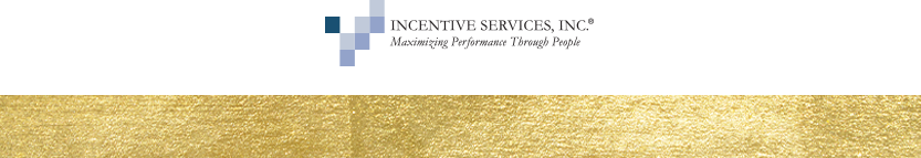 Happy Holidays from Incentive Services - Footer Banner